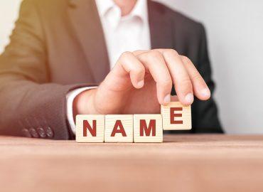 Choosing the Perfect Name